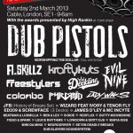 DUB PISTOLS Headline The International Breakspoll Awards 2013