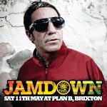 reggae roast @ Plan B feat Barry Ashworth & Rodney P