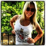 "THE NEW ""ROYAL CREST"" DESIGN NOW AVAILABLE AS WOMENS VESTS"