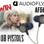 Win Free Audiofly Headphones