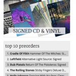 Dub Pistols New Album Number 3 in the charts