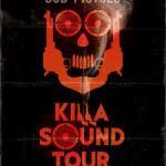 Dub Pistols Killa Sound Tour – Selected Tickets Available