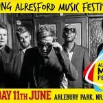 Pistols Headline ALRESFORD Festival