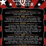 Cirque de la Quirk returns to Isle of Wight Festival