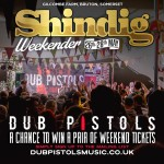 Win 2 free tickets to Shindig Weekender