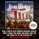 Win a pair of weekend tickets for The Beat-Herder Festival 2017