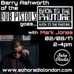 Barry Ashworth on Soho Radio