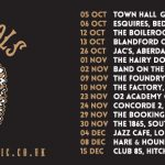 Mad on The Road UK tour dates