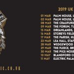 2019 UK tour tickets on sale now!