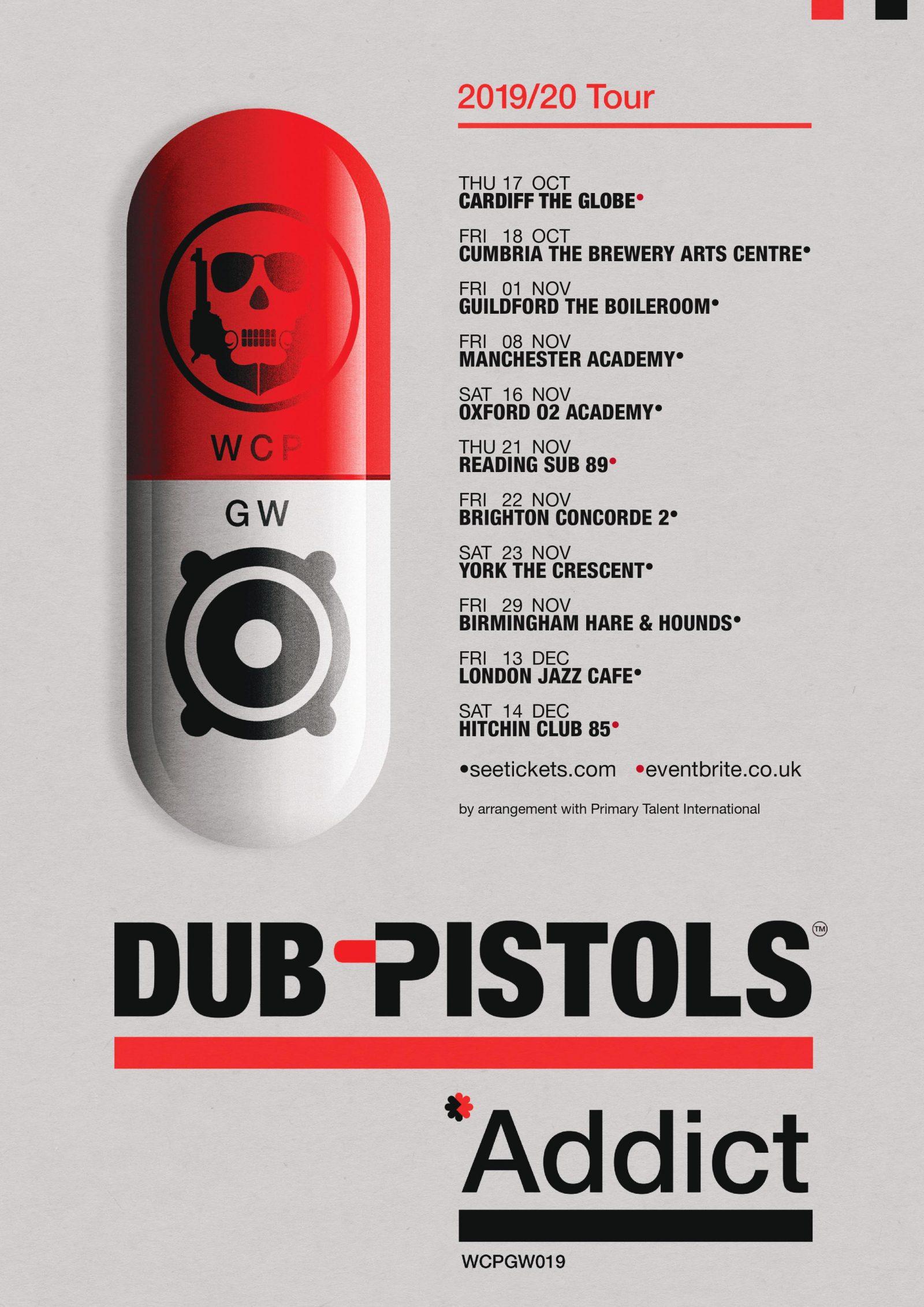 Dub Pistols – Dub Pistols news, music, photos and tour dates